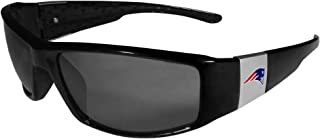 Siskiyou NFL Fan Shop Chrome Wrap Sunglasses