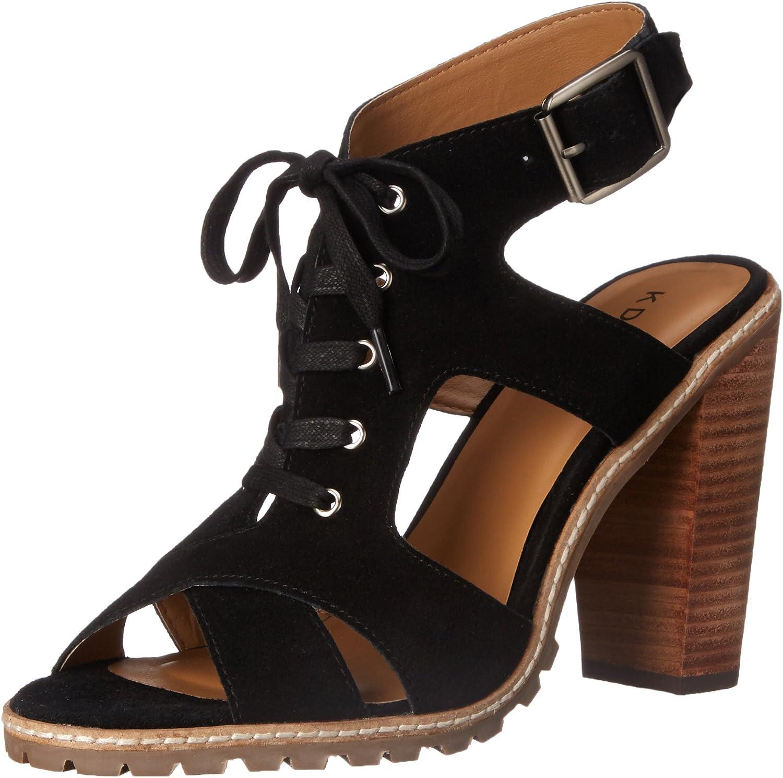 Kelsi Dagger Womens London Heeled Sandal