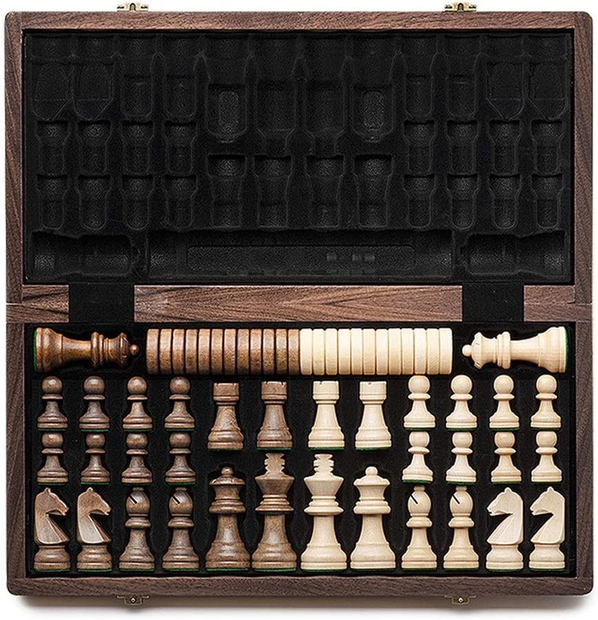 Chess Set Wholesale 2 in 1 Checkers Max 77% OFF 15
