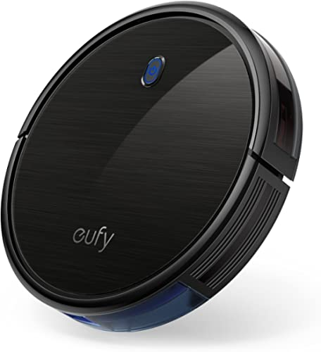 eufy by Anker, BoostIQ RoboVac 11S (Slim), Robot Vacuum Cleaner, Super-Thin, 1300Pa Strong Suction, Quiet, Self-Charg...