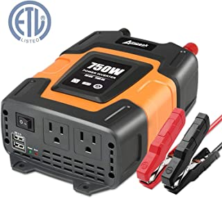 600w inverter charger