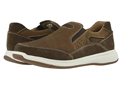 Florsheim Kids Great Lakes Sport Slip, Jr. (Toddler/Little Kid/Big Kid) (Stone Crazy Horse) Boy