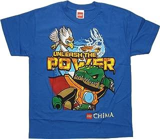 LEGO Chima Bird Above Glow in The Dark Boys T-Shirt