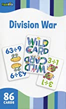 Division War (Flash Kids Flash Cards)