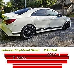 Best stripes on side of car Reviews