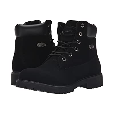 Lugz Convoy 6 (Black Buck) Women