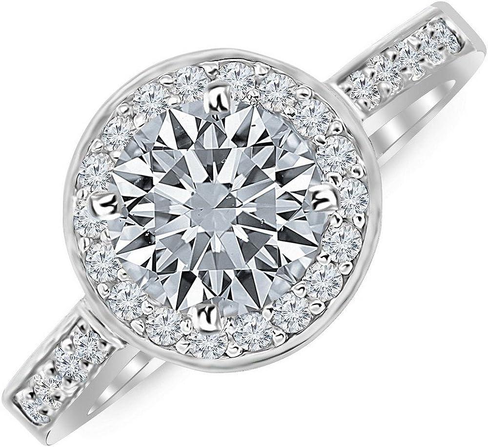 14K White Gold Direct sale of manufacturer 2.25 Carat Cash special price LAB Gradua IGI CERTIFIED DIAMOND GROWN