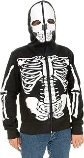toddler skeleton hoodie