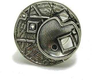 Anello da Donna in Argento 925 misura regolabile R001750