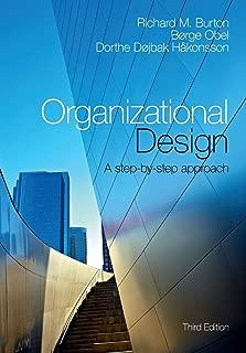 Best organizational design steps Reviews