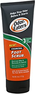 Odor Eaters Charcoal Foot Scrub 6oz