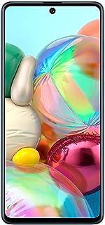 """Samsung Galaxy A71 SM-A715F/DS 4G LTE 128GB + 8GB Ram 6.7"""" 4G LTE - Prism Crush Black"""