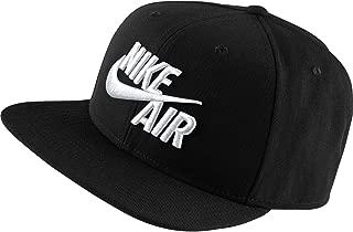 Nike Mens Pro Air Classic Hat Black/White AV6699-010