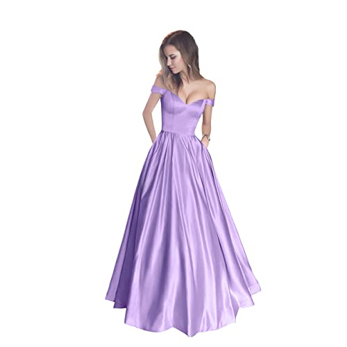 Lavender Prom Dress: Amazon.com