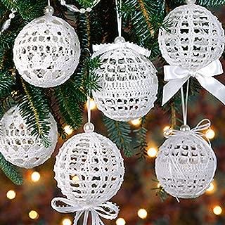 Christmas Snowballs Thread Crochet ePatterns