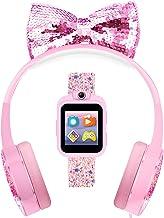 PlayZoom 2 Kids Smartwatch & Headphones – Video Camera Selfies STEM Learning..