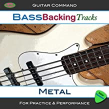 Bass Backing Tracks - Metal: Improvise Bass Solos and Create Your Own Bass Lines