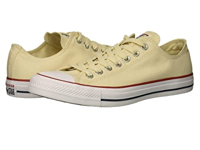 Converse Chuck Taylor(r) All Star(r) Core Ox (Natural Ivory 1) Classic Shoes