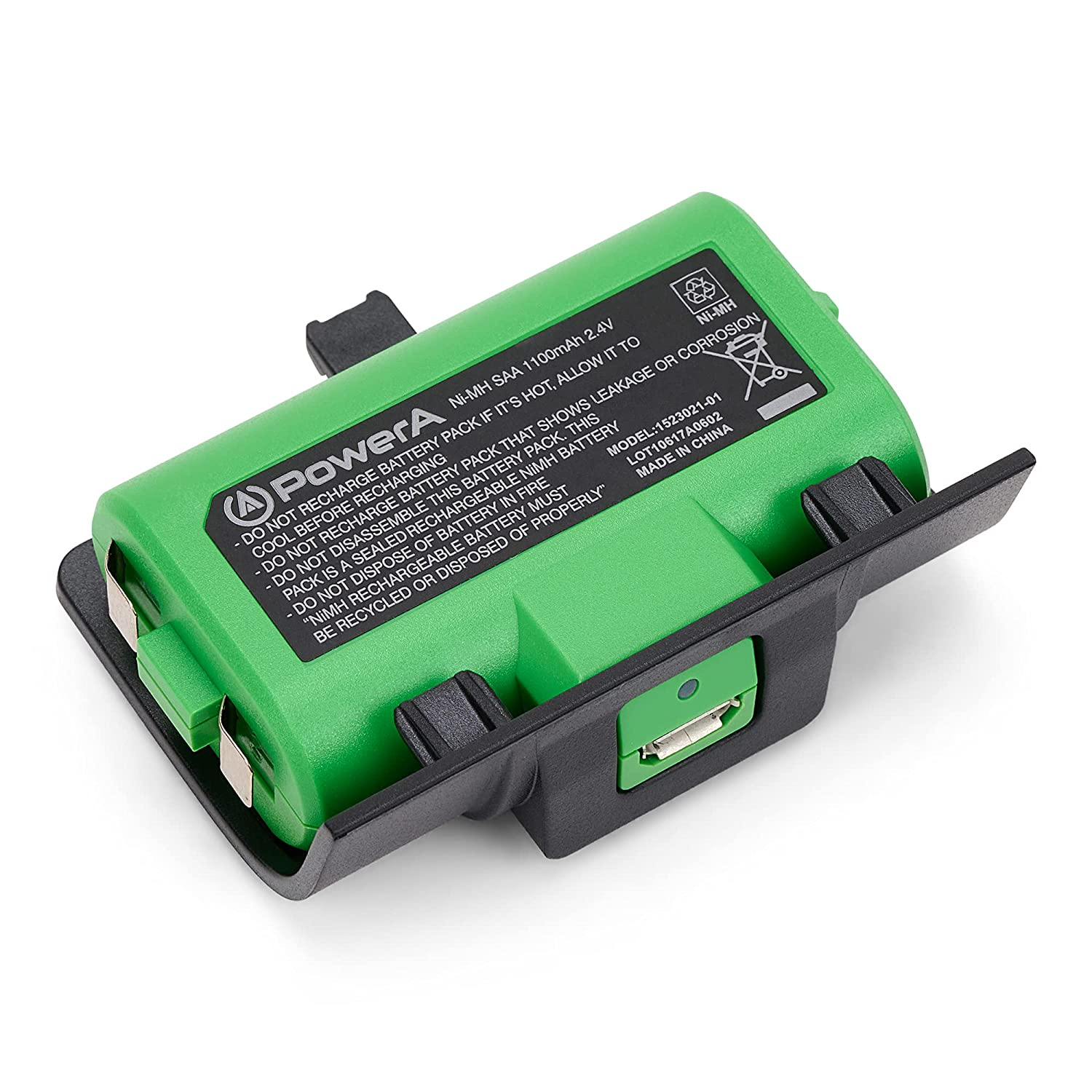 PowerA Rechargeable Battery Pack for Xbox Series X S, battery co