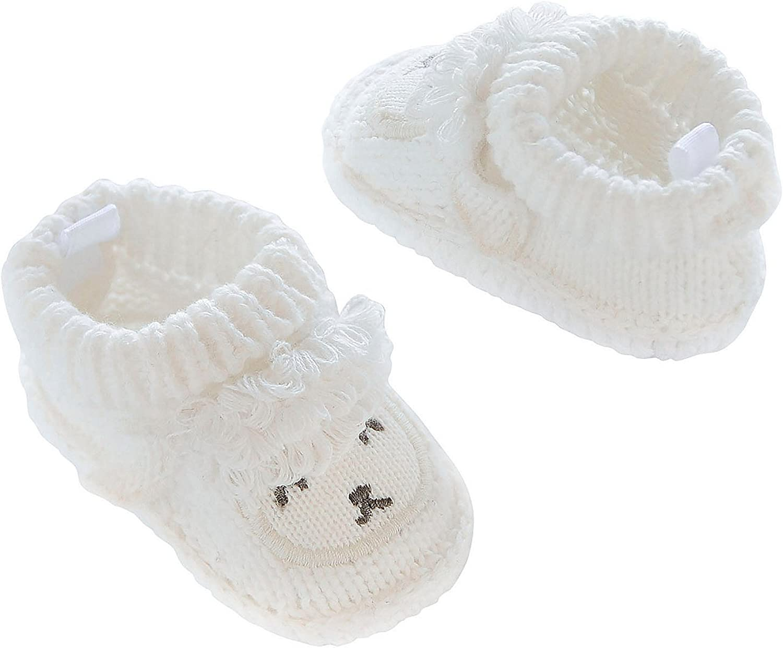 Carter's Baby Girl Knit Botties