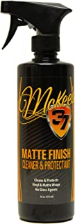 McKee's 37 MK37-490 Matte Finish Cleaner & Protectant, 16. Fluid_Ounces
