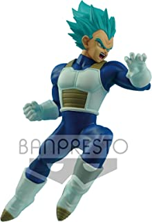 Banpresto Dragon Ball 26771–Flight Fighting Figure–Super Saiyan Blue Vegeta, 16cm