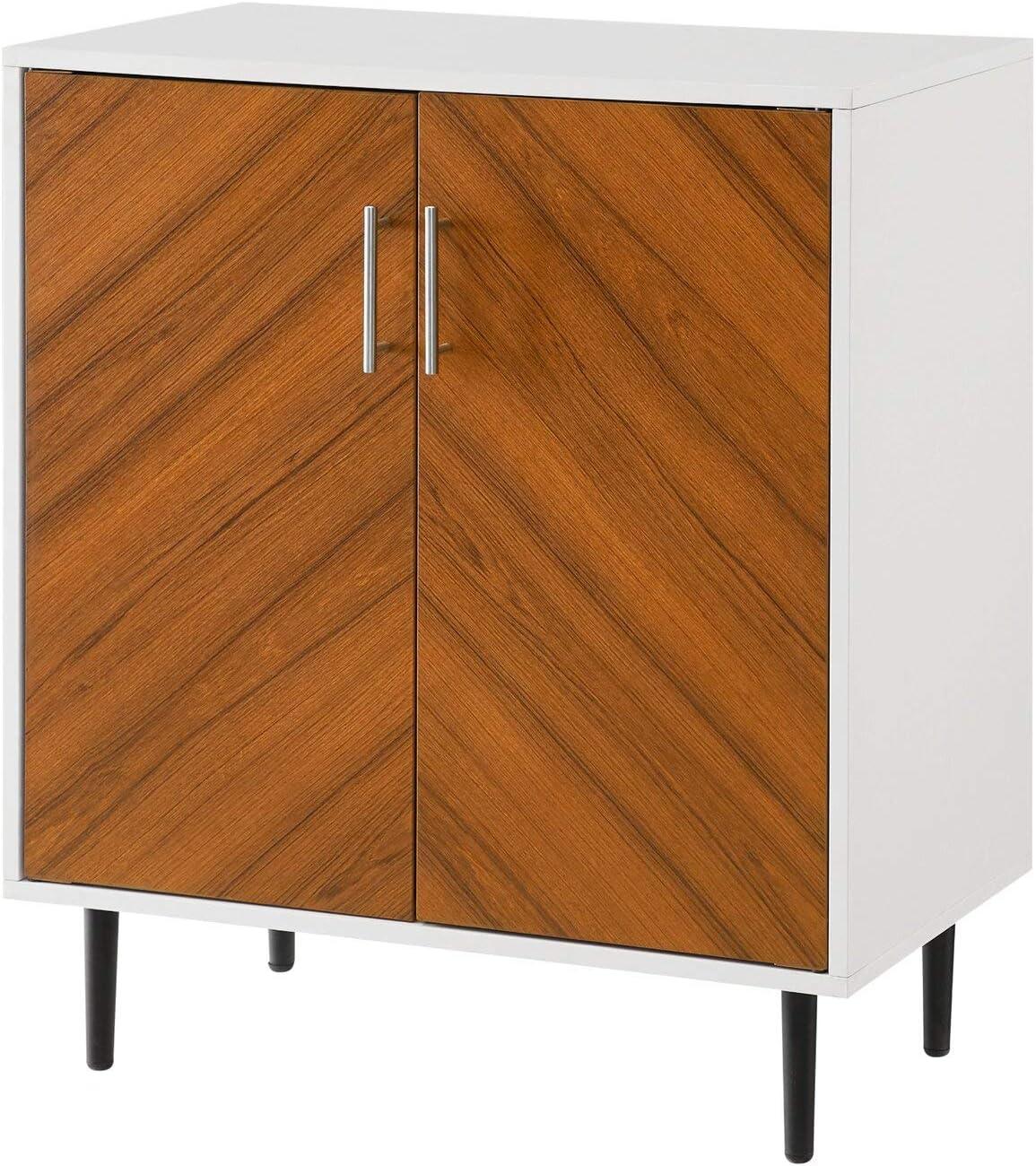 Amazon.com Keiko 20 Door Accent Cabinet, Adjustable Shelves ...
