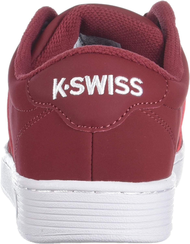 K-Swiss Court PRO II Cm, Scarpe da Ginnastica Basse Uomo Biking Red Nimbus Cloud