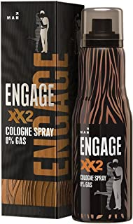Engage Cologne Spray XX2 for Men, 135ml
