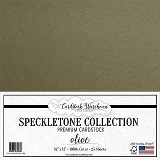 Best olive green cardstock Reviews
