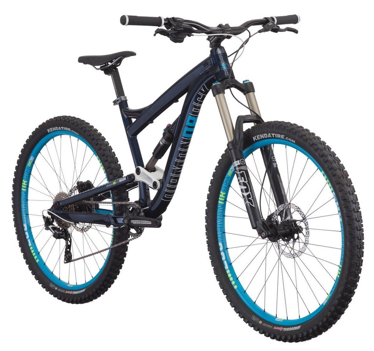 Diamondback Mission 1 - Bicicleta de Enduro, Color Azul Marino, 15 ...