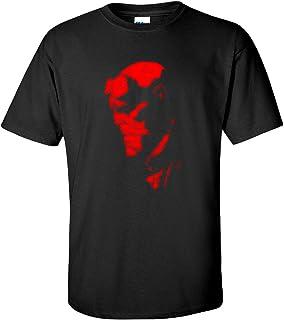 Fools Gold T-shirts Hellboy Superhero Movie Black Mens T-Shirt