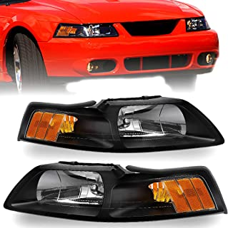 headlights for 2001 ford mustang