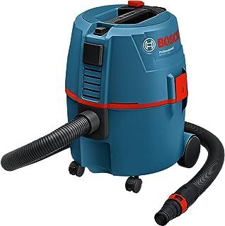 Bosch Professional GAS 20 L SFC - Aspirador seco/h?medo (1200 W, capacidad 20 l, manguera 3 m, SFC, 215 mbar)