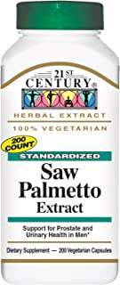 Saw Palmetto Extract 160mg 200 CAPS