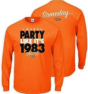 Smack Apparel Dallas Football Fans I Wanna Party Like Its 1995 Navy Ladies T Shirt Sm-2X