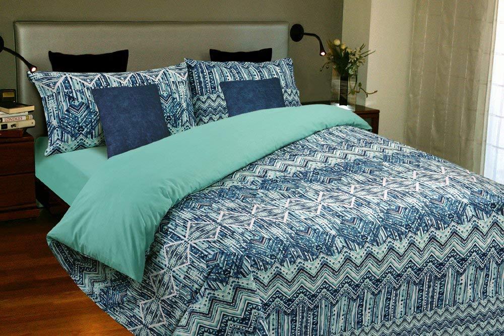 Funda nórdica Algodón 100% OCEANIC (Para cama de 90x190/200 (Nórdico de 150)): Amazon.es: Hogar