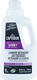 Captodor High Efficiency Laundry Detergent, 30 oz, Single Unit