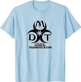 Harry Potter Department Of Magical Transportation T-Shirt