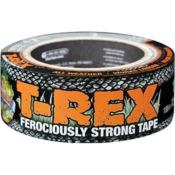 Un nastro resistente che funziona sottacqua Nastro impermeabile T Rex 48 mm x 1,52 cm tecnologia R Flex sigilla e ripara le perdite.