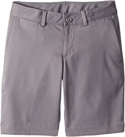 Flat Front Shorts (Little Kids/Big Kids)