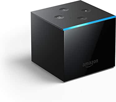 Product Image Fire TV Cube