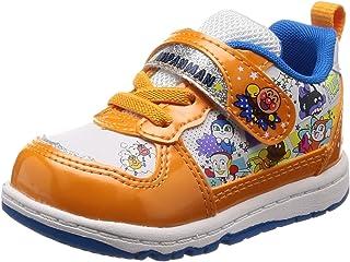 [アンパンマン] 運動靴 通学履き 子供 靴 通園 アンパンマン マジック 抗菌防臭 ゆったり APM C144 ガールズ