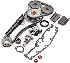 SCITOO Timing Chain Kit fits for 1991-1999 Nissan 200SX NX1600 Sentra 1.6L GA16DE DOHC
