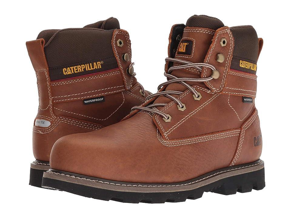 Caterpillar Idaho Steel Toe WP (Walnut) Men