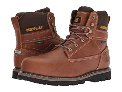 Caterpillar Idaho Steel Toe WP (Walnut) Men