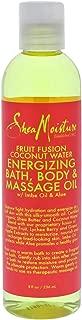 Shea Moisture Fruit Fusion Massage Oil, 8 Ounce
