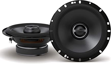 $78 » Alpine S-S65 S-Series 6.5-inch Coaxial 2-Way Speakers (pair)