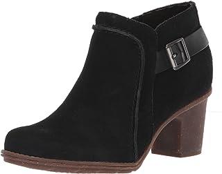 promociones CLARKS Wohombres Sashlin Ester Fashion bota, negro negro negro Suede, 095 W US  clásico atemporal
