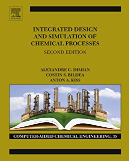 Integrated Design and Simulation of Chemical Processes (ISSN Book 13)